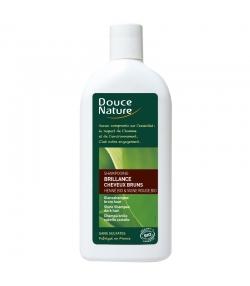 BIO-Glanz-Shampoo Henna & rotes Weinlaub - 300ml - Douce Nature