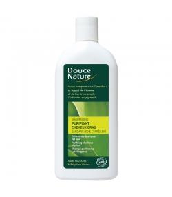 Reinigendes BIO-Shampoo Klette & Zypresse - 300ml - Douce Nature