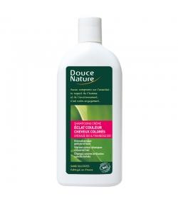 Shampooing crème éclat couleur BIO grenade & framboise - 300ml - Douce Nature