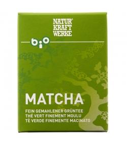 BIO-Matcha - 30g - NaturKraftWerke