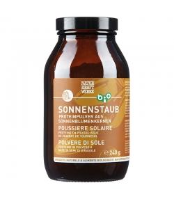 """Protéine en poudre de graines de tournesol """"Poussière solaire"""" BIO - 240g - NaturtKraftWerke"""