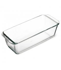 Moule à pain rectangulaire en verre - 1 pièce - ah table !