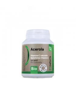 Acérola BIO 250 mg 120 gélules - BIOnaturis