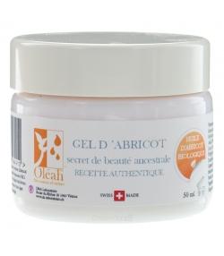 Gel d'abricot BIO - 50ml - Oléah