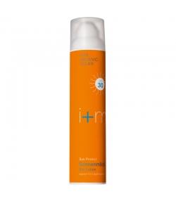 Natürliche Sonnenmilch für Gesicht & Körper LSF 30 Sonnenblume & Aloe Vera - 100ml - i+m Naturkosmetik Berlin Sun Protect