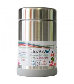Thermo Lunch Box aus Edelstahl - 450ml, 1 Stück - Dora's