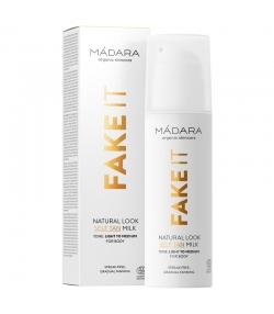 Lait autobronzant Fake It naturel acide hyaluronique & jojoba - 150ml - Mádara