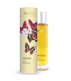 Eau de parfum BIO Optimist - 50ml - Farfalla