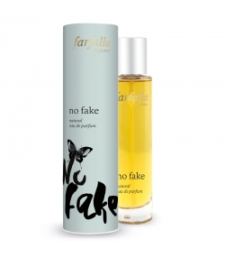 Eau de parfum BIO No Fake - 50ml - Farfalla