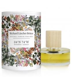BIO-Eau de Parfum Terroir Perfumes 04°N 74°W - Kolumbien - Gardenie - 50ml - Richard Lüscher Britos