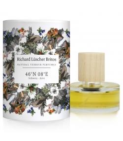 BIO-Eau de Parfum Terroir Perfumes 46°N 08°E - Schweiz - Arve - 50ml - Richard Lüscher Britos