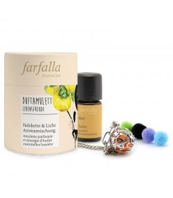 Amulette parfumée Joie de vivre - Farfalla