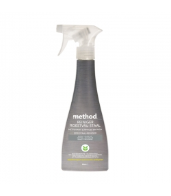 Ökologischer Stahloberflächenreiniger SprayApfel - 354ml - Method
