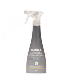 Nettoyant spray pour surfaces en inox écologiquepomme - 354ml - Method