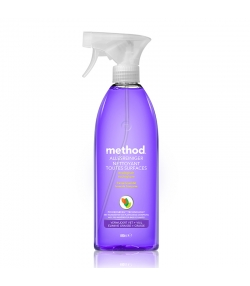 Nettoyant multi-usages spray écologique lavande - 490ml - Method