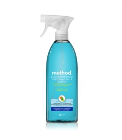 Nettoyant salle de bain spray écologique menthe & eucalyptus - 490ml - Method