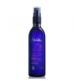 Eau florale spray BIO géranium bourbon - 200ml - Melvita
