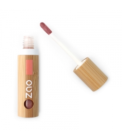 BIO-Lipgloss N°015 Glamour Braun - 3,8ml - Zao Make-up