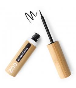 Eyeliner feutre BIO N°066 Noir intense - 4,5ml - Zao Make-up