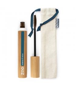 BIO-Mascara Volumen & Schwung N°086 Kakao - 7ml - Zao Make-up
