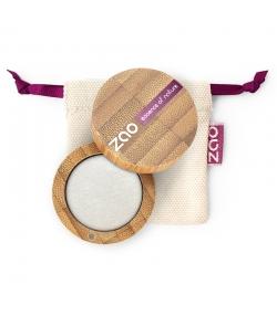BIO-Lidschatten perlmutt N°101 Weiss – 3g – Zao Make-up