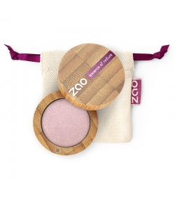 Fard à paupières nacré BIO N°102 Beige rosé – 3g – Zao Make-up