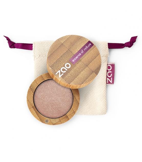 Fard à paupières nacré BIO N°105 Sable doré - 3g - Zao Make-up