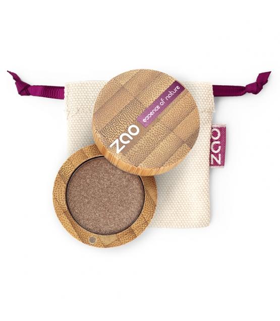 Fard à paupières nacré BIO N°106 Bronze - 3g - Zao Make-up