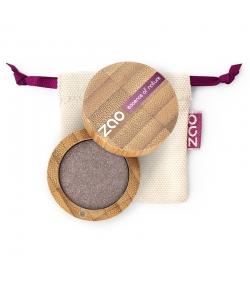 Fard à paupières nacré BIO N°107 Brun gris – 3g – Zao Make-up