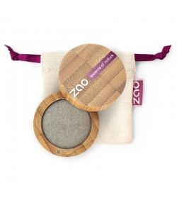BIO-Lidschatten perlmutt N°108 Grau Grün – 3g – Zao Make-up
