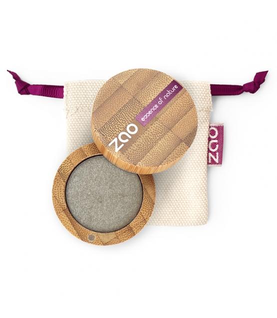 Fard à paupières nacré BIO N°108 Gris vert - 3g - Zao Make-up