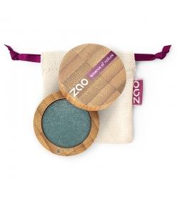 Fard à paupières nacré BIO N°109 Turquoise – 3g – Zao Make-up