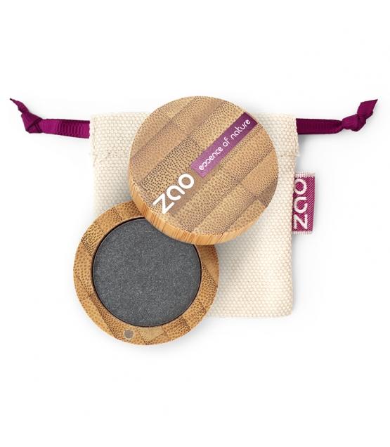 BIO-Lidschatten perlmutt N°110 Grau Metall - 3g - Zao Make-up