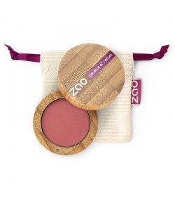 Fard à paupières nacré BIO N°111 Rose pêche – 3g – Zao Make-up