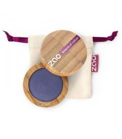 Fard à paupières nacré BIO N°112 Bleu azur – 3g – Zao Make-up