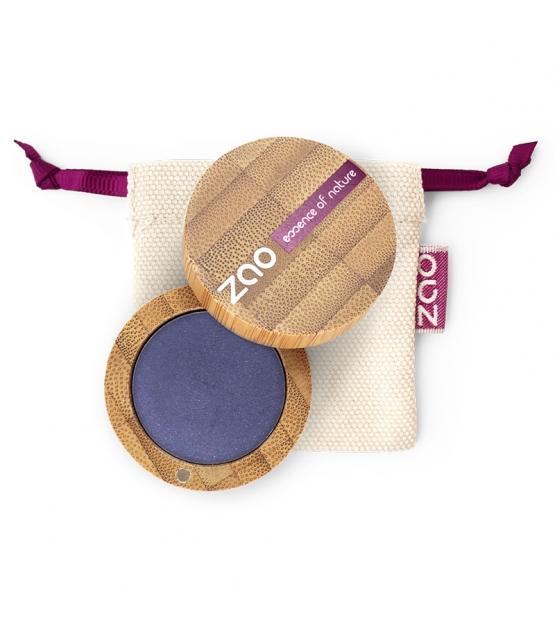 BIO-Lidschatten perlmutt N°112 Azurblau - 3g - Zao Make-up