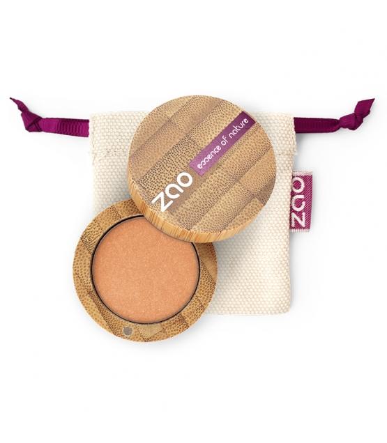 Fard à paupières nacré BIO N°113 Or cuivré - 3g - Zao Make-up