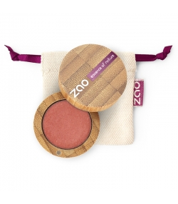 BIO-Lidschatten perlmutt N°119 Rose Koralle - 3g - Zao Make-up