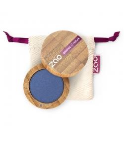 Fard à paupières nacré BIO N°120 Bleu roy - 3g - Zao Make-up