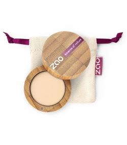 Fard à paupières mat BIO N°201 Ivoire – 3g – Zao Make-up