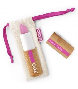 Rouge à lèvres nacré BIO N°403 Fushia – 3,5g – Zao Make-up