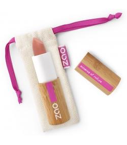 BIO-Lippenstift Soft Touch matt N°433 Nude Sensation - 3,5g - Zao Make-up