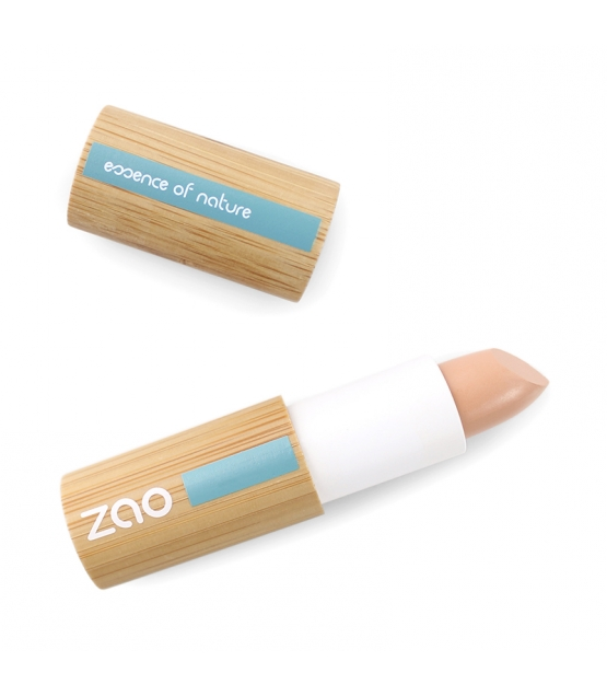 Correcteur stick BIO N°493 Brun rosé - 3,5g - Zao Make-up