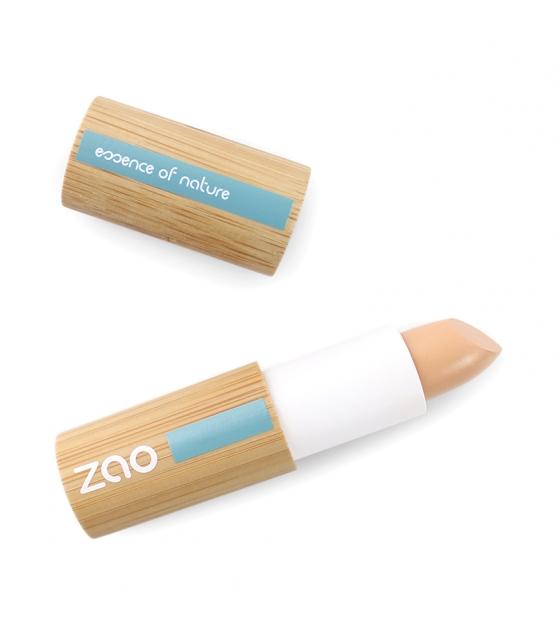 BIO-Korrekturstift N°494 Dunkelbraun - 3,5g - Zao Make-up
