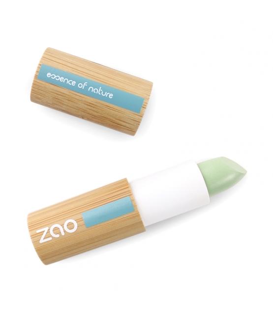 Correcteur anti-rougeurs BIO N°499 Vert - 3,5g - Zao Make-up