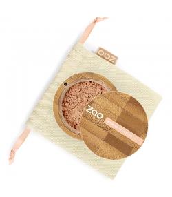 Fond de teint poudre BIO N°505 Beige noisette – 15g – Zao Make-up