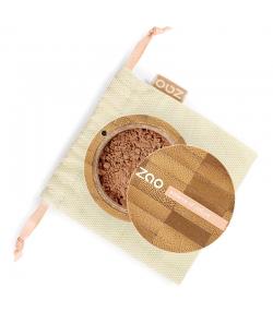 Fond de teint poudre BIO N°506 Beige brun – 15g – Zao Make-up