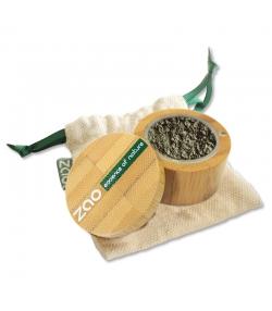 Fard à paupières poudre nacré BIO N°533 Vert doré – 2g – Zao Make-up