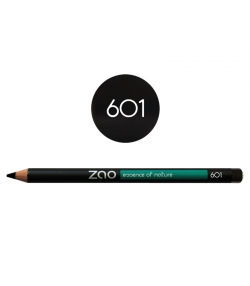 Crayon yeux BIO N°601 Noir – 1,17g – Zao Make-up