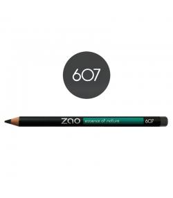 BIO-Augenstift N°607 Grau Braun – 1,17g – Zao Make-up